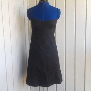 Jcrew black dress size 0